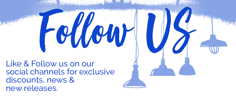 Like & Follow Us on our social channels for exclusive updates.