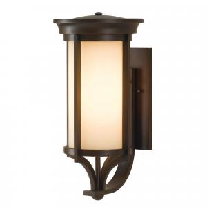 Heritage Bronze Medium Wall Lantern - 1 x 100W E27
