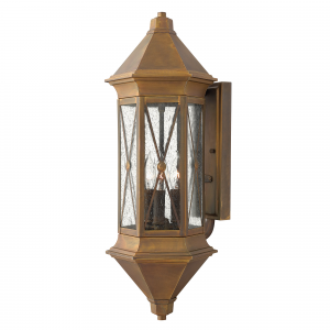 Sienna Large Wall Lantern - 3 x 60W E14