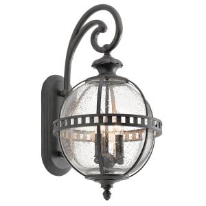 Londonderry 3lt Wall Lantern - 3 x 60W E14