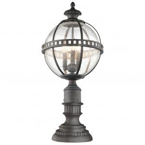Londonderry 3lt Pedestal Lantern - 3 x 60W E14