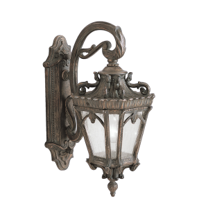 Londonderry Medium Wall Lantern - 1 x 100W E27