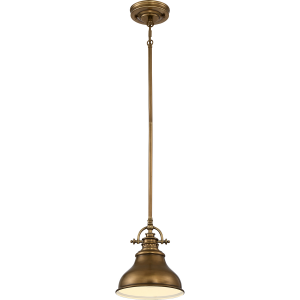 Weathered Brass 3lt Island Chandelier - 3 x 100W E27