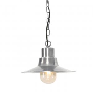 Nickel Chain Lantern - 1 x 100W E27