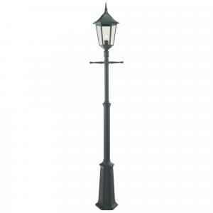 Black Signal Post - 1 x 100W E27