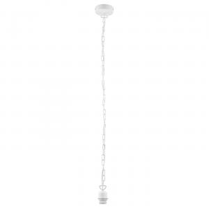 Gloss White Chain 60W