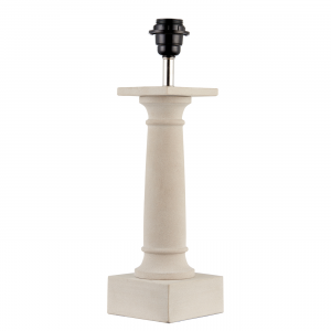Polished Sandstone Base Only Table 40W