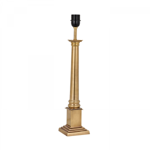 Table Light - Solid mellow brass