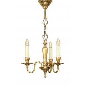 Pendant Light - Solid brass