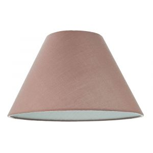 """12"""" Soft Taupe Cotton Coolie Lampshade Suitable for Table Lamp or Pendant"""