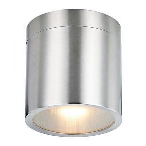 Modern GU10 Stainless Steel Outdoor Ceiling Porch Light