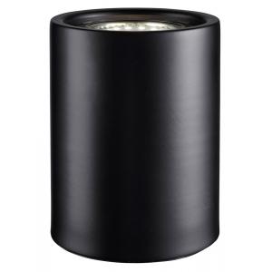 Small and Contemporary Matt Black LED Table/Floor Lamp Uplighter