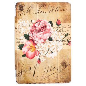 iPad Mini 1 / 2 / 3 Premium Vintage Floral Illustration Slimline Flip Case