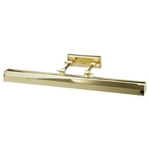 Polished Brass Picture Light - 4 x 40W E14