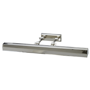 Polished Nickel Picture Light - 4 x 40W E14